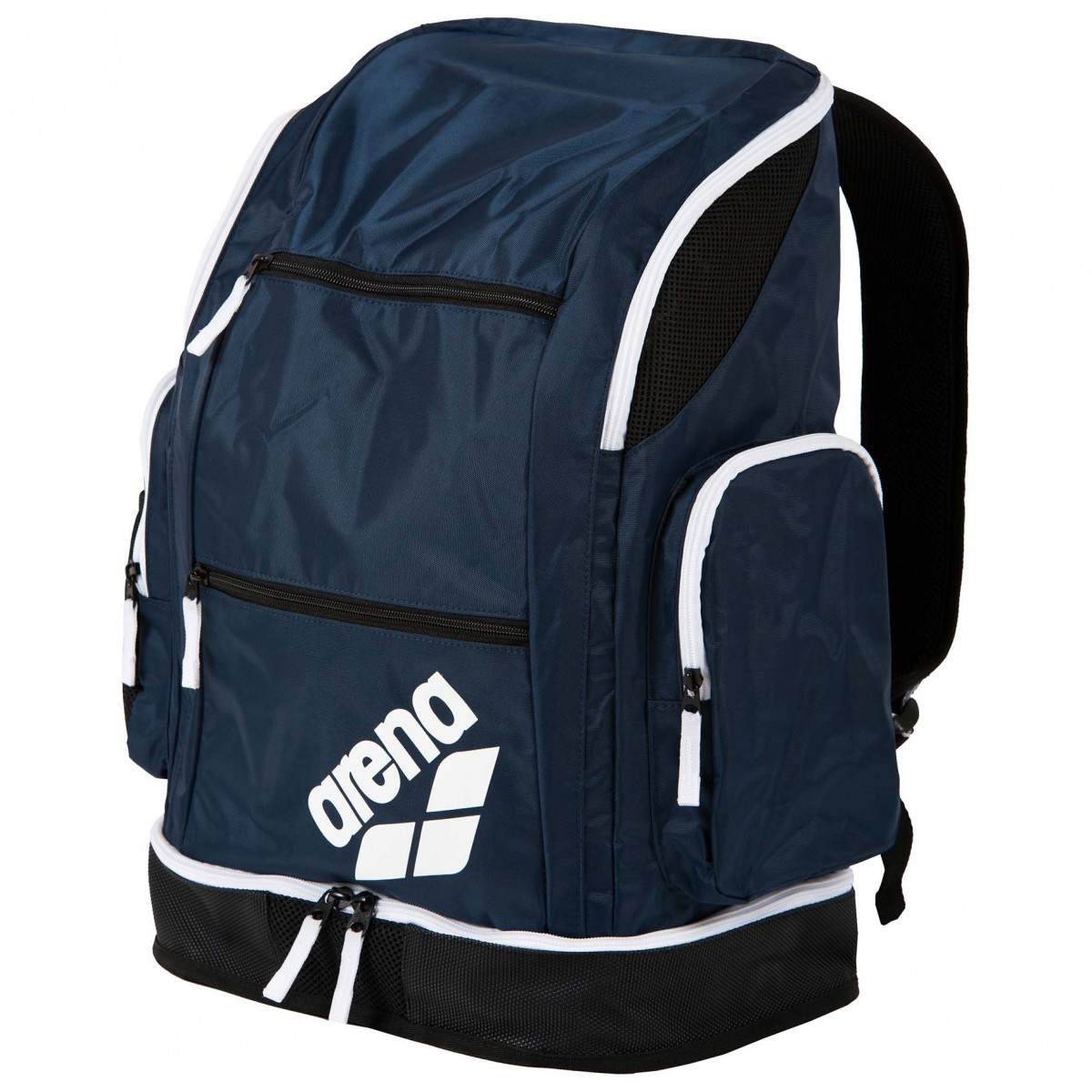 arena spiky 2 large backpack 40 liter rucksack ebay. Black Bedroom Furniture Sets. Home Design Ideas
