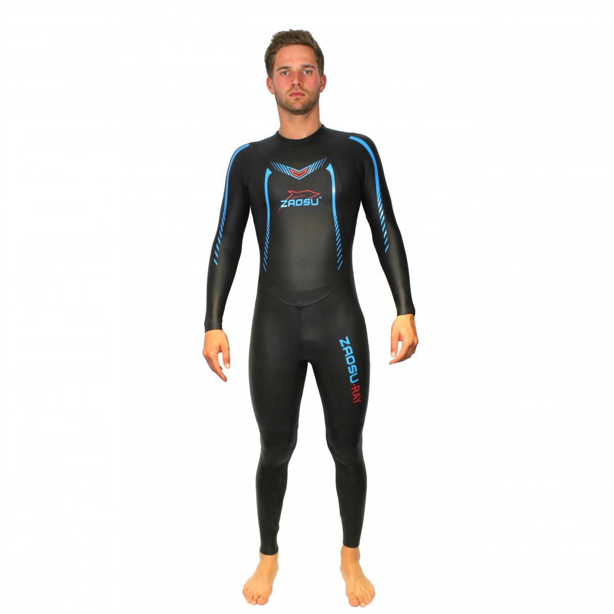zaosu ray 2 5 triathlon neoprenanzug herren ebay. Black Bedroom Furniture Sets. Home Design Ideas