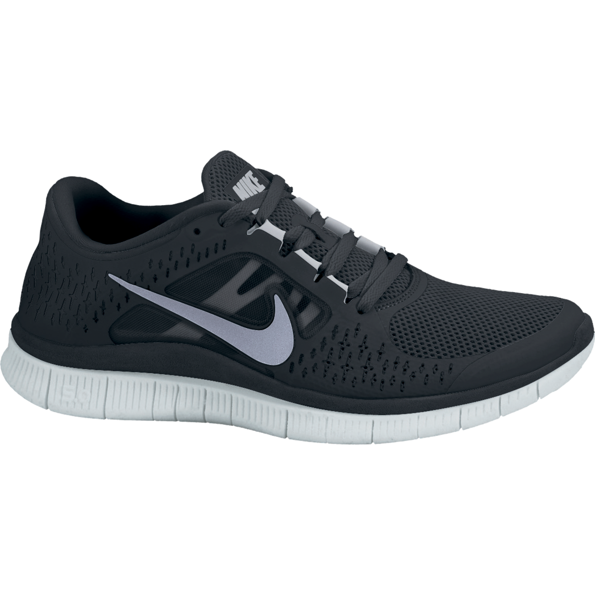 nike free run 3 schwarz damen. Black Bedroom Furniture Sets. Home Design Ideas