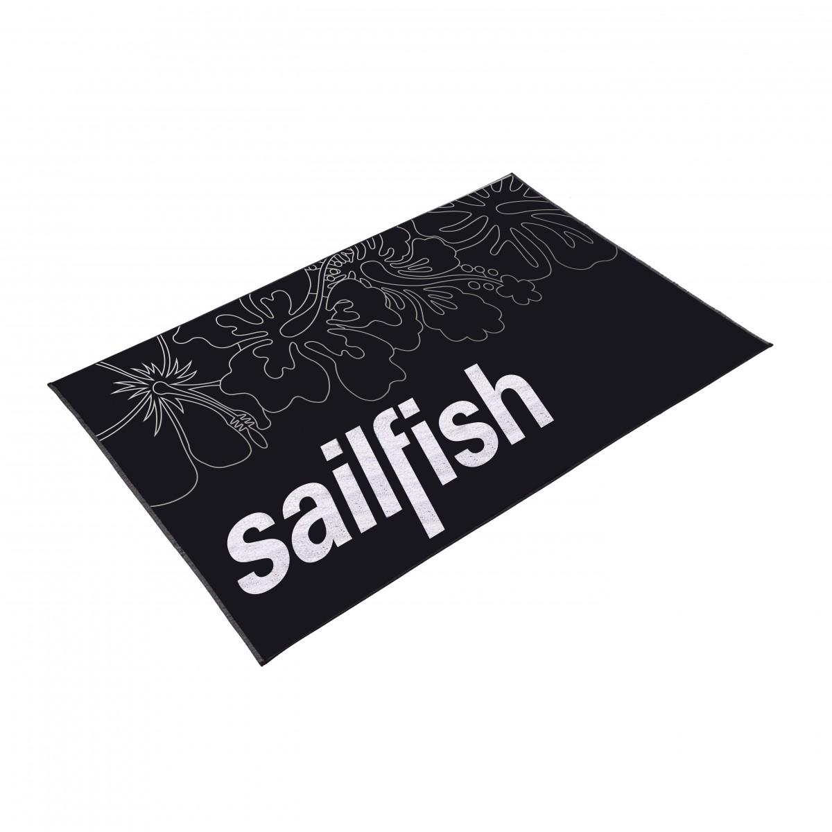 sailfish beach towel handtuch ebay. Black Bedroom Furniture Sets. Home Design Ideas
