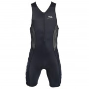 Aropec evolution black Triathlon Einteiler Herren - Trisuit Men