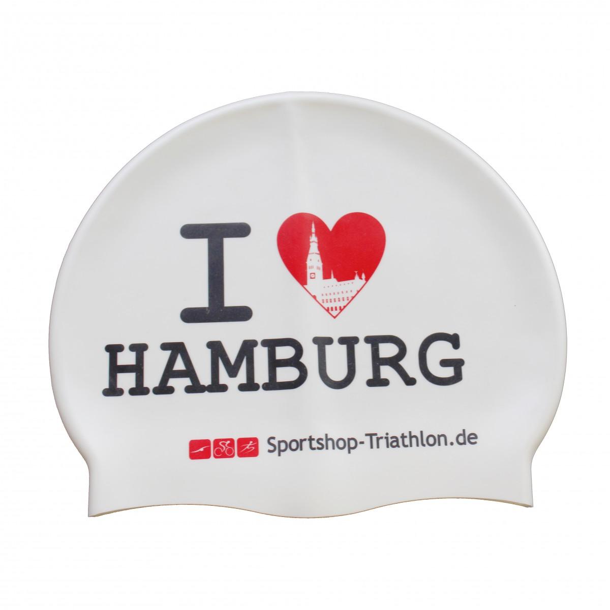 zaosu badekappe i love hamburg. Black Bedroom Furniture Sets. Home Design Ideas