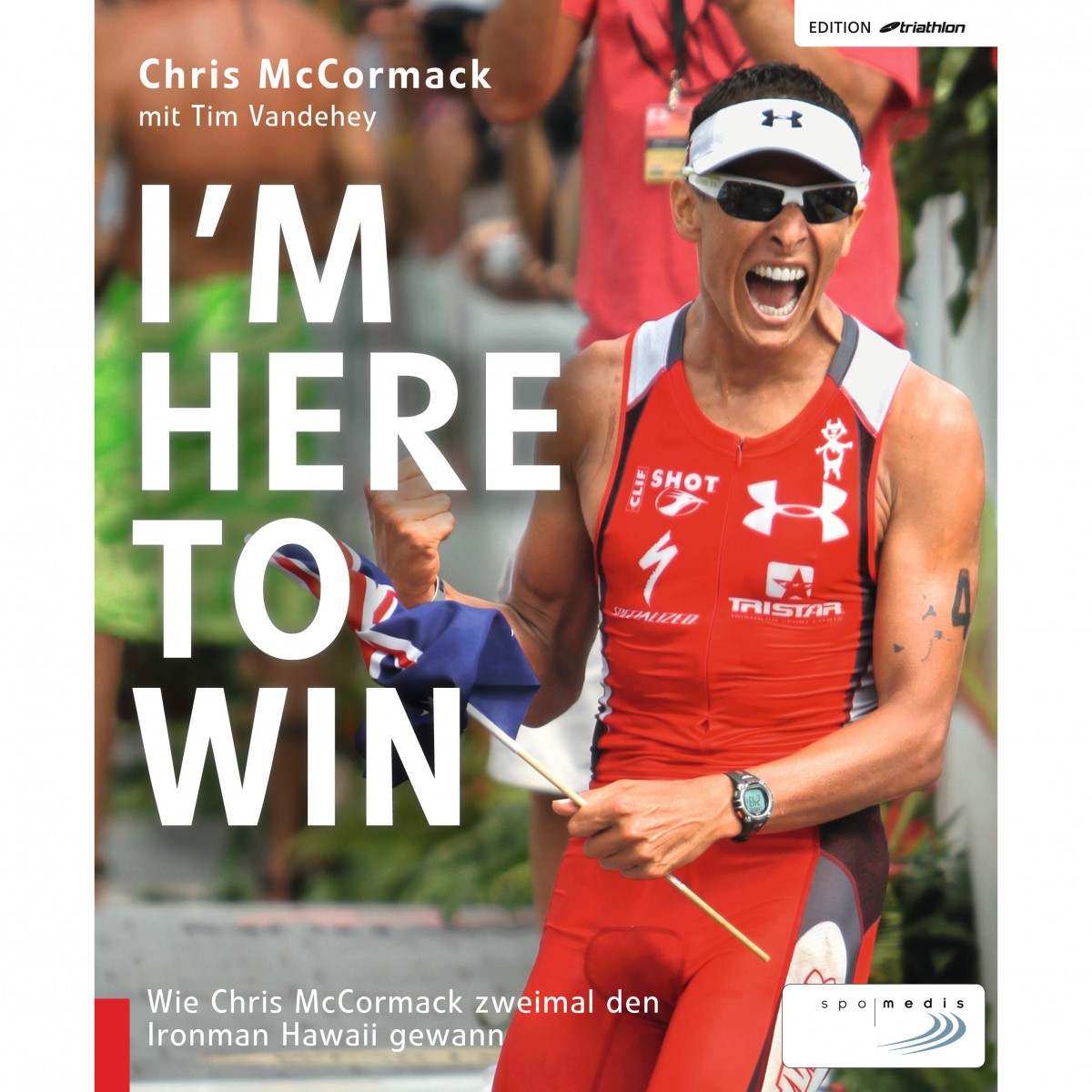 Chris McCormack:  I´m Here to Win