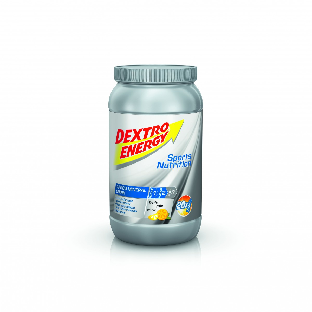 Dextro Energy Sports Nutrition- Carbo Mineral Drink Dose